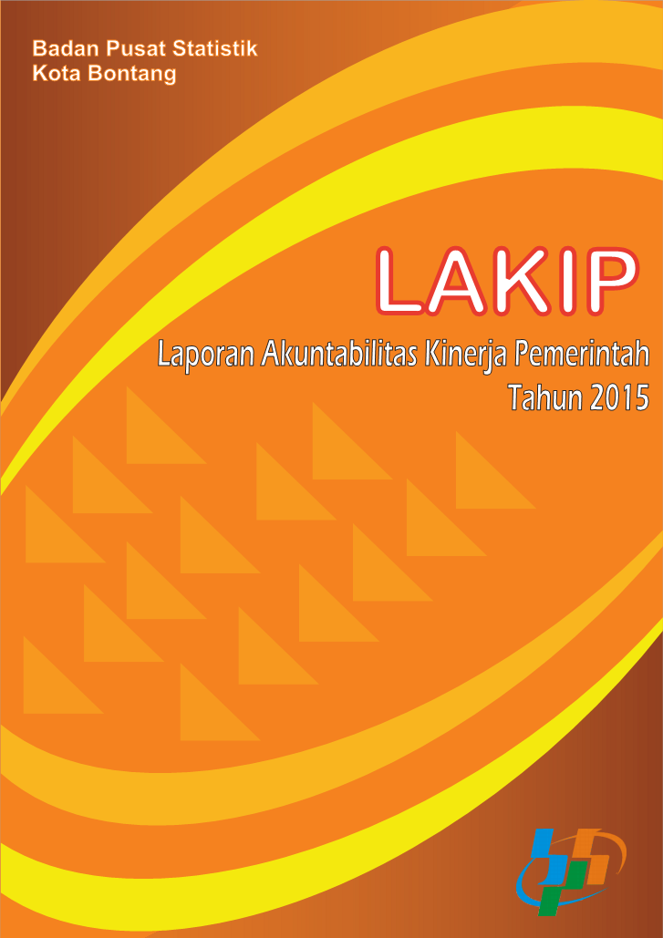 LAKIP BPS Kota Bontang 2015